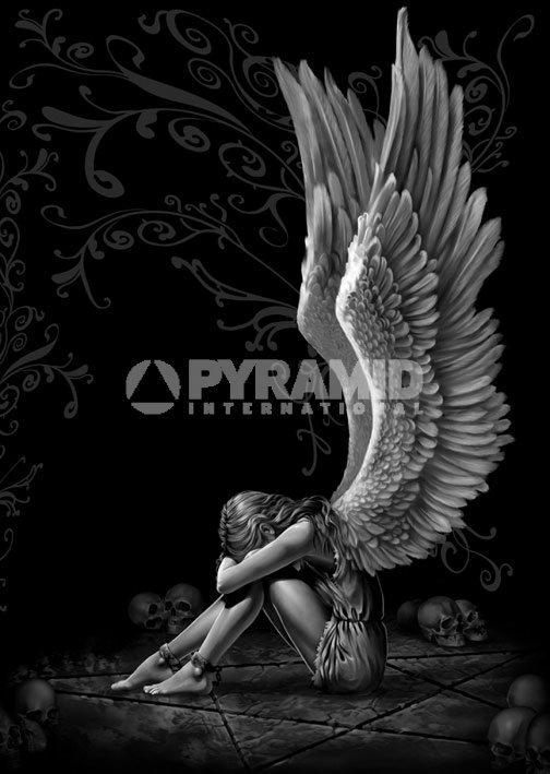 plagát Enslaved Angel - PYRAMID POSTERS - PP32543