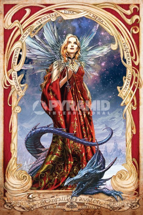 plagát Alchemy - Starfall On Avalon - PYRAMID POSTERS - PP32643