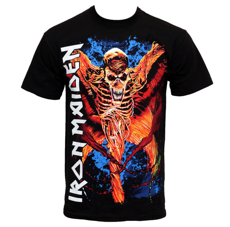 tričko pánske Iron Maiden - Vampyr - EMI - IMTEE23MB