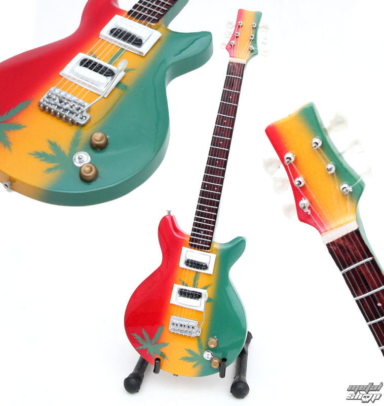 gitara Bob Marley and The Wailers - Marijuana PRS - 17360