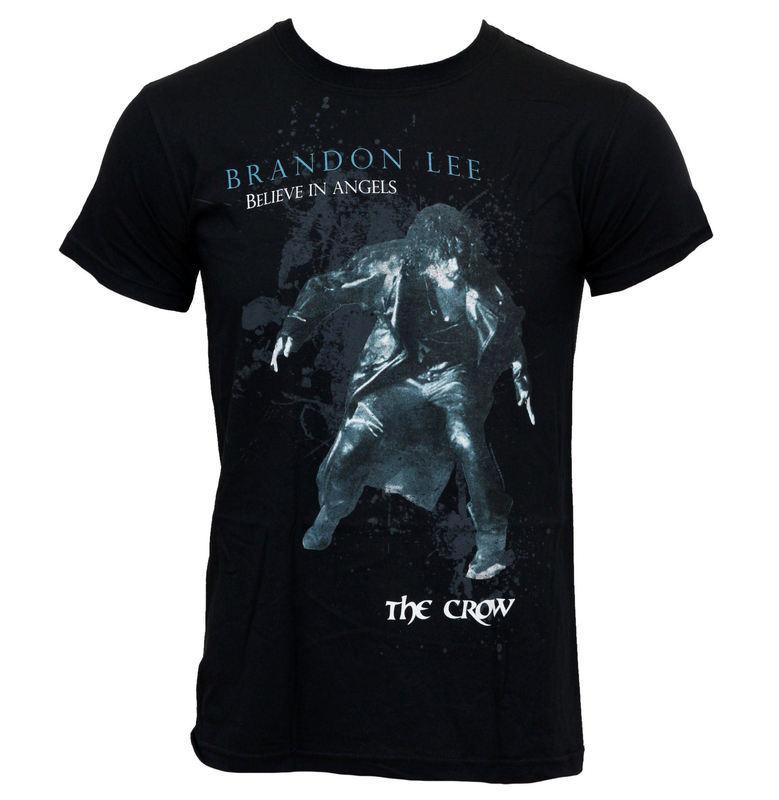tričko pánske The Crow - Brandon Lee - LIVE NATION - TSB 8445
