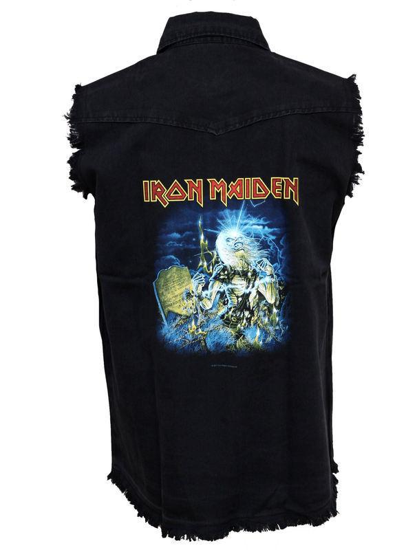 vesta pánska Iron Maiden - Live After Death - RAZAMATAZ