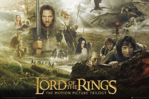 plagát Lord Of The Rings - Trilogy - FP2616 - GB posters