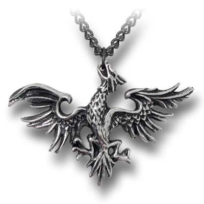 obojok Mettle Eagle ALCHEMY GOTHIC - P624