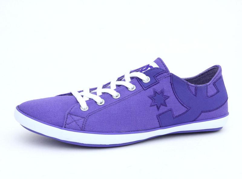 topánky dámske DC - Cleo - VARSITY PURPLE