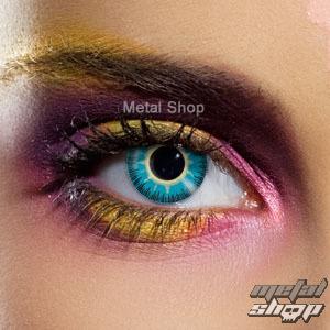 kontaktné šošovka Yellow Blue Fusion - EDIT - 82272