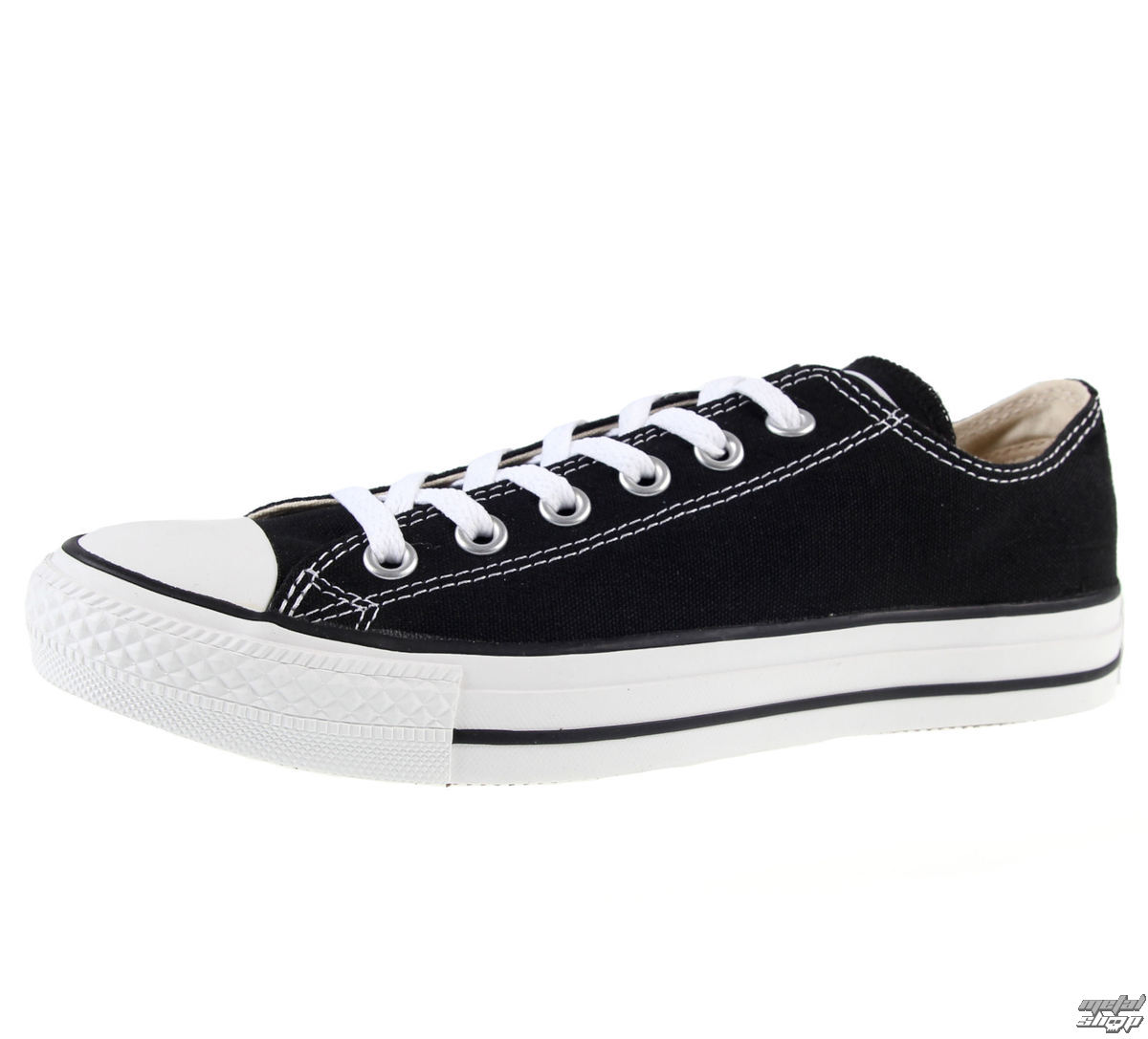 topánky CONVERSE - All Star - Ox Black - M9166
