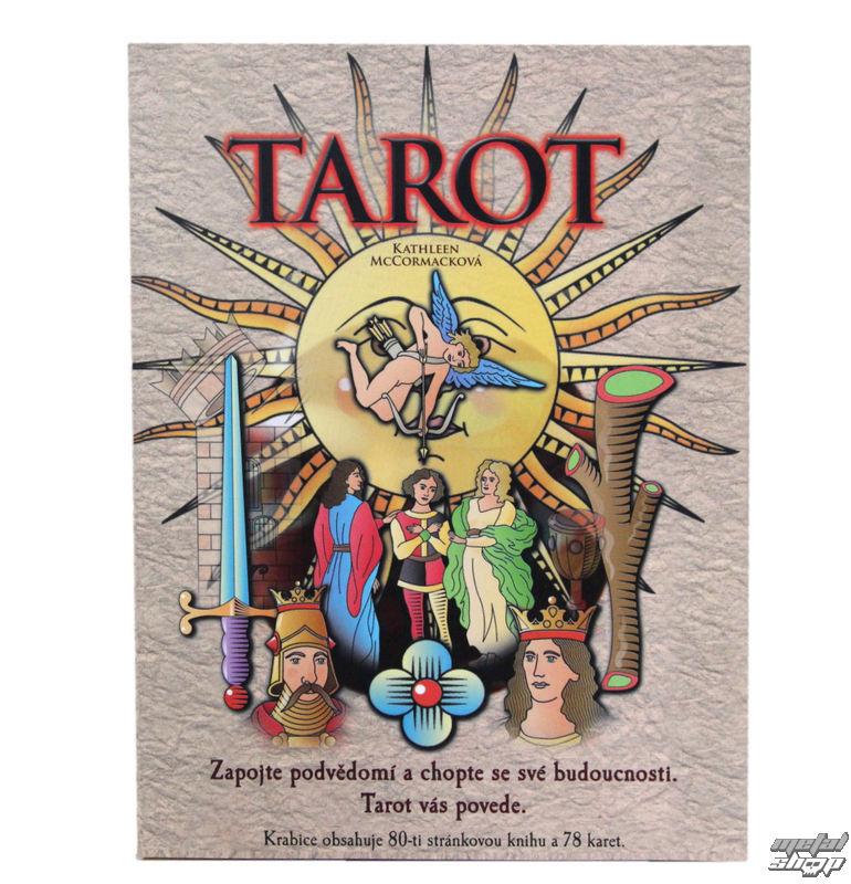 kniha Tarot - Kathleen McCormacková