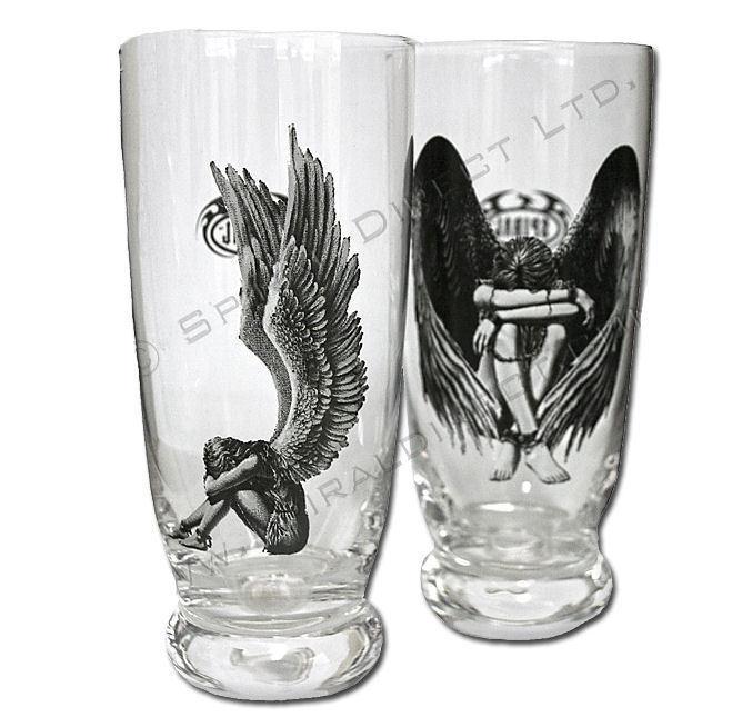 poháre (sada 2 kusov) SPIRAL - Enslaved Angel - 10512800 - DT195965