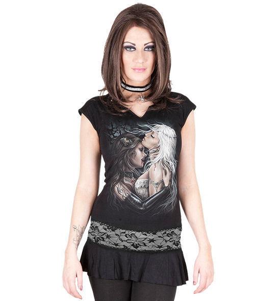 šaty dámske SPIRAL - Seduction - DW190268