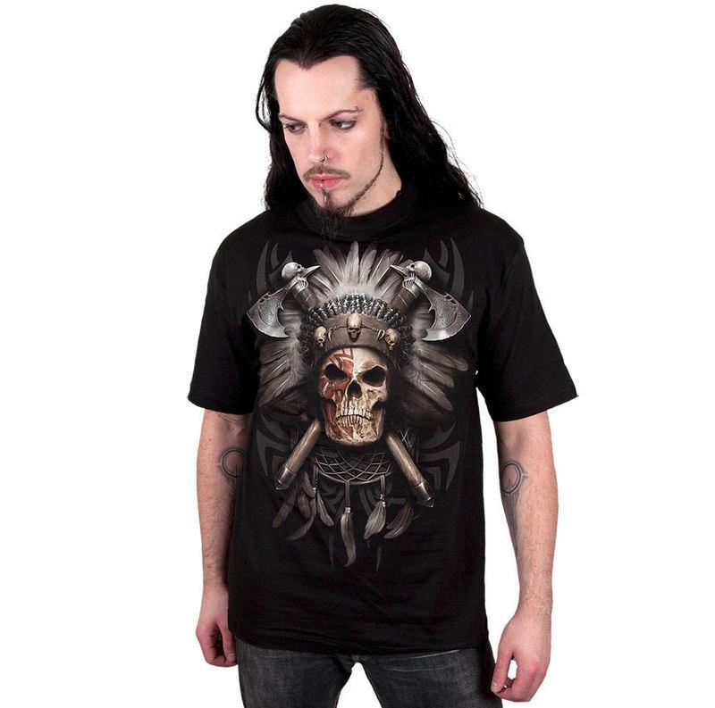 tričko pánske SPIRAL - Dead Dreams - TR325600