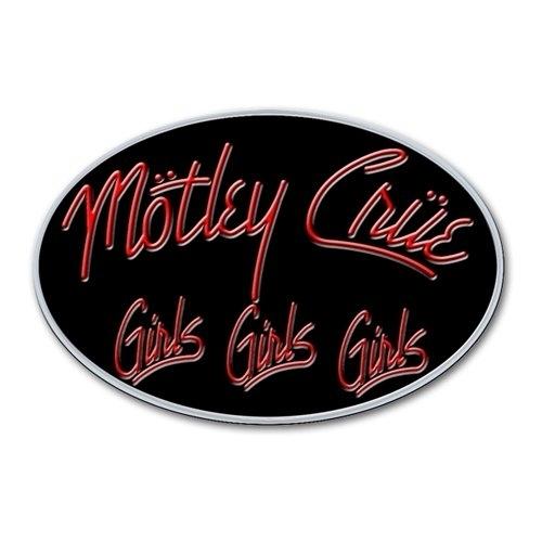 pripináčik Motley Crue - Girls Logo - ROCK OFF - MOTPIN01