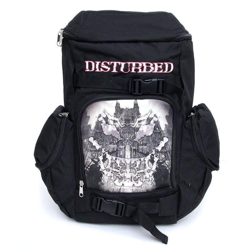 batoh Disturbed - Face Your Fear - BRAVADO USA