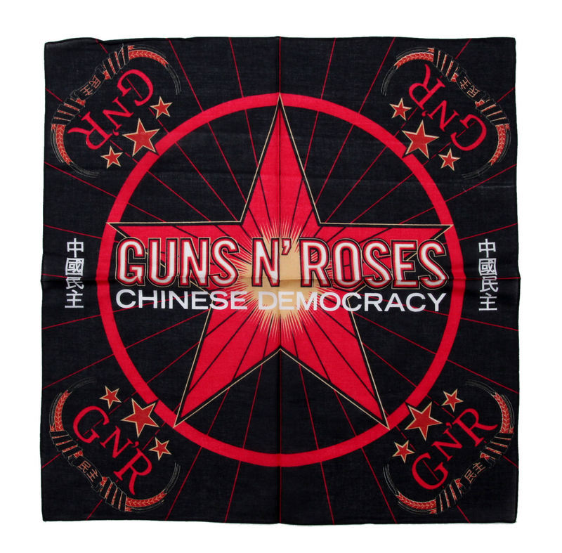 šatka Guns N Roses - Chinese Democracy - BRAVADO USA