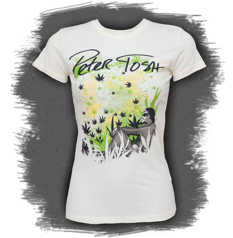 tričko dámske Peter Tosh - Natural Dreams - BRAVADO USA