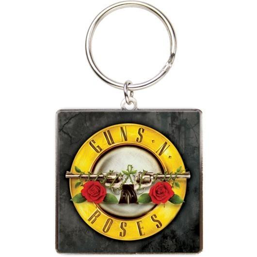 kľúčenka Guns N Roses - Logo - HMB - KEYGNRSQ1