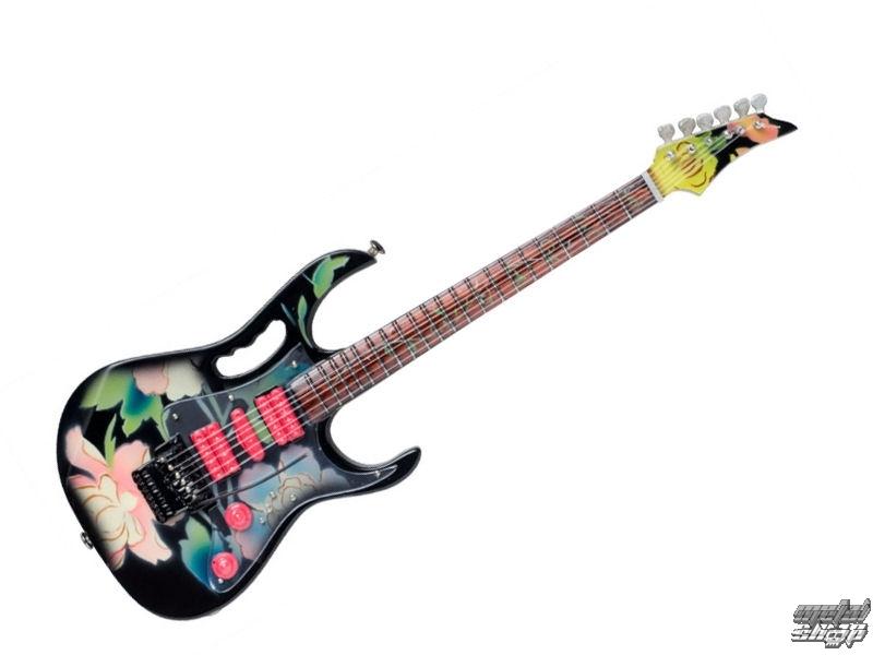 "kytara Steve Vai - Ibanez JEM77FP ""Flower Pattern"" style - GUI-MP07FP"