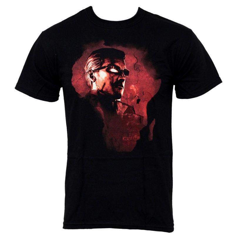 tričko pánske Resident Evil - Wesker In Africa - EMI - TSB 5767