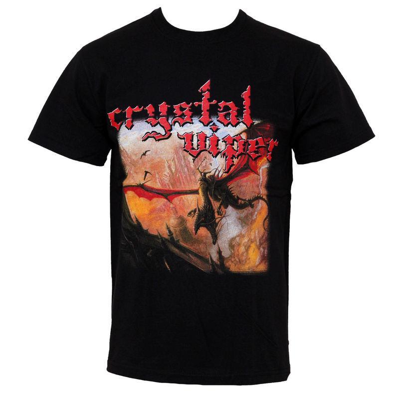 tričko pánske Crystal Viper - Defenders - MUSICAT