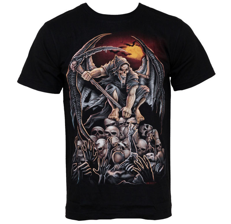 tričko pánske HERO BUFF - Night Disturbia - HB178