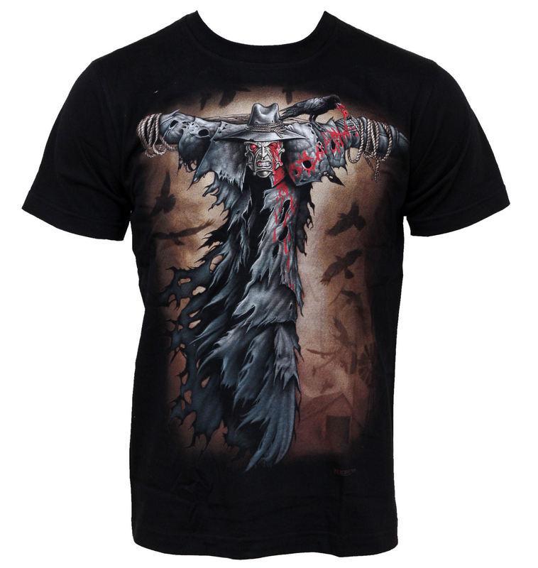 tričko pánske HERO BUFF - Crucifixion Death - HB179