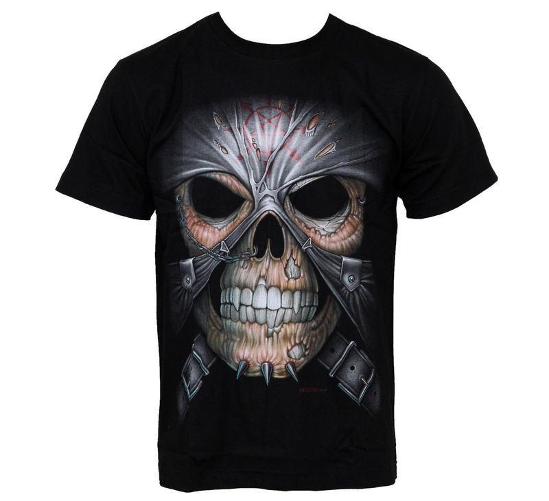 tričko pánske HERO BUFF - Skull And Skin - HB146