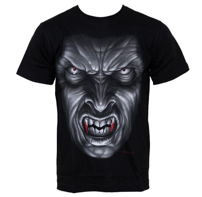 tričko pánske HERO BUFF - Vampire Look - HB130