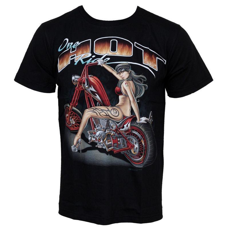 tričko pánske HERO BUFF - One Ride - HB144