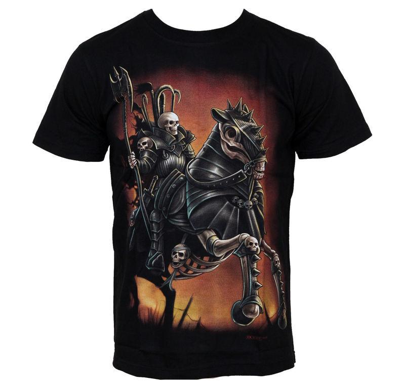 tričko pánske HERO BUFF - Evil Knight - HB111