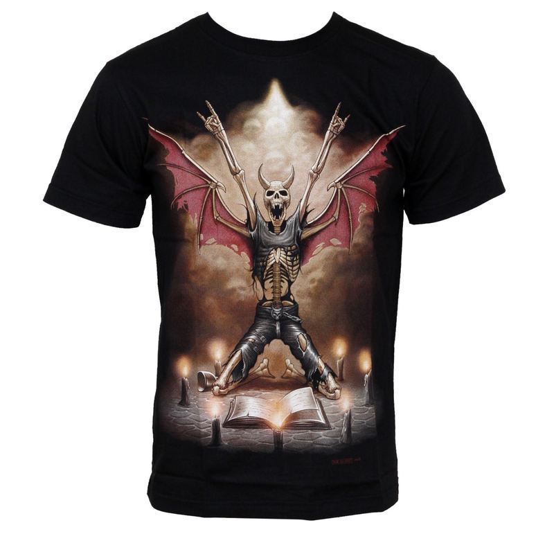 tričko pánske HERO BUFF - Ave Hell - HB087