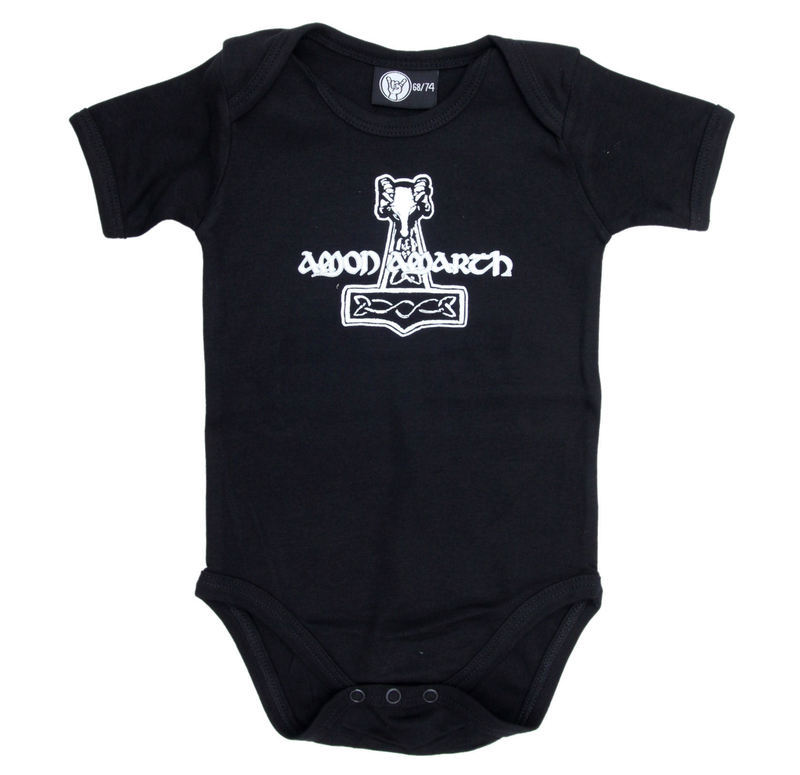 body detské Amon Amarth - Hammer - Black - Metal-Kids