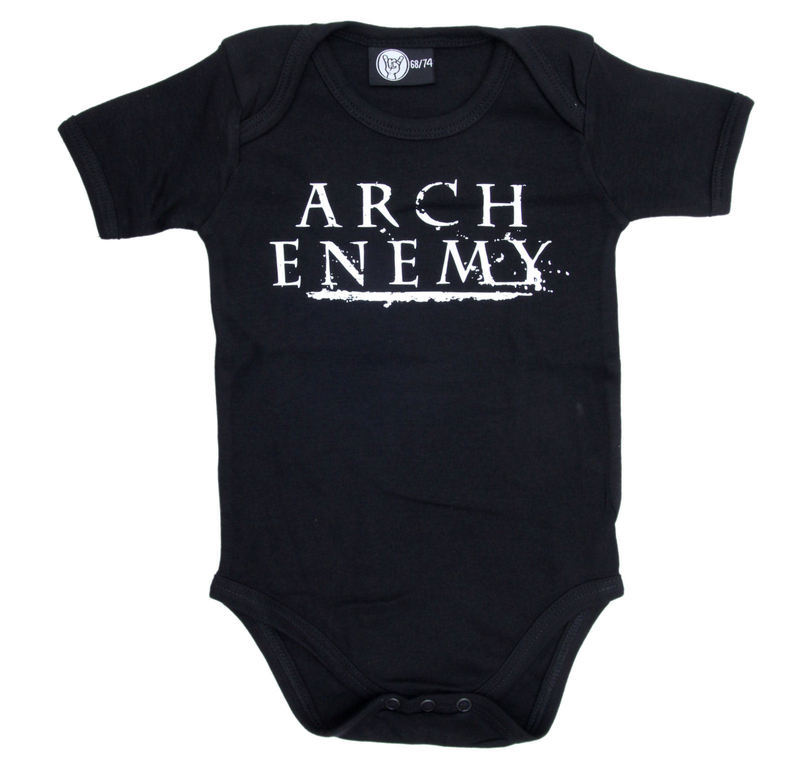 body detské Arch Enemy - Logo - Black - Metal-Kids