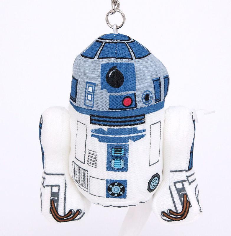 prívesok Star Wars - R2D2 - 741018 - JTOY
