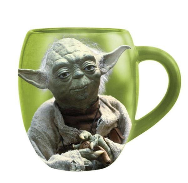 hrnček Star Wars - Yoda - 99068 - JTOY