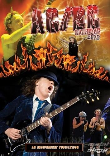 kalendár na rok 2013 AC/DC - DRM-001