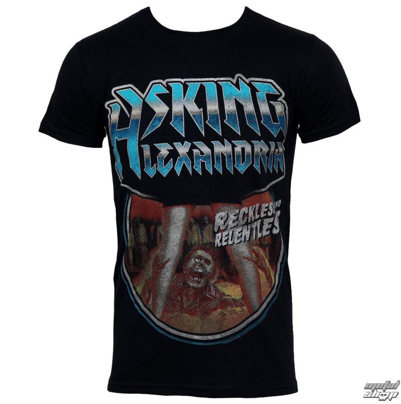 tričko pánske Asking Alexandria - Horror - PLASTIC HEAD - PH7098