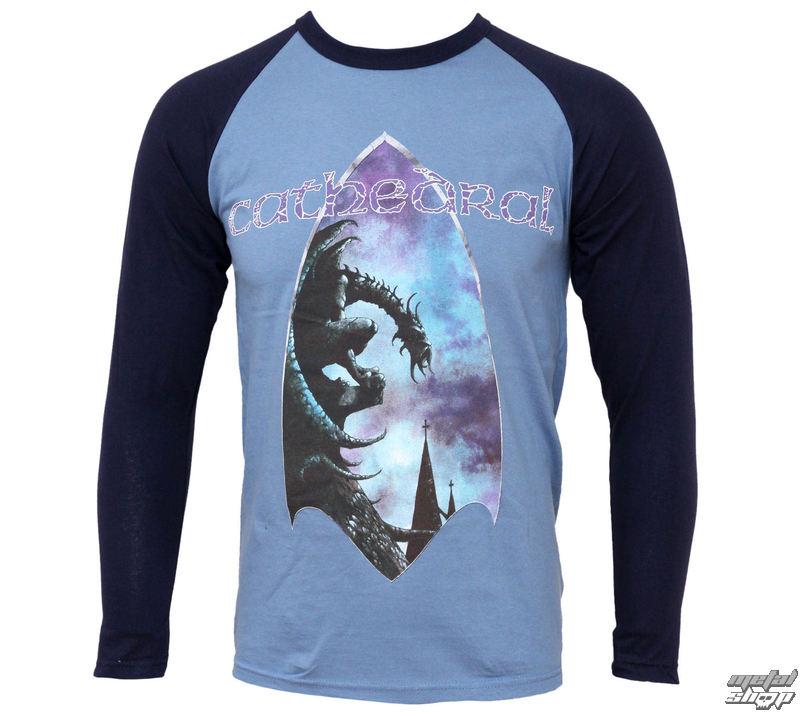 ba4f5ee8e6d7 tričko pánske s dlhým rukávom Cathedral - The Last Spire - PLASTIC HEAD -  PH5767