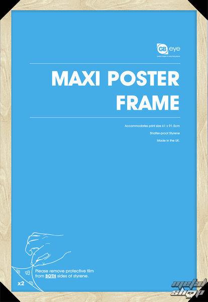 rám na plagát (61x91,5 cm) - Beech - GB Posters - FMMXA1BH
