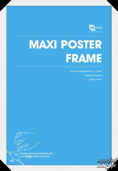 rám na plagát (61x91,5 cm) - White - GB Posters - FMMXA1WH
