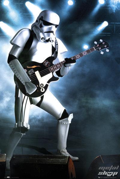 plagát Star Wars - Storm Trooper Guitar - GB Posters - FP2697