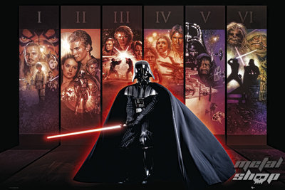plagát Star Wars - Anthology - GB Posters - FP2619