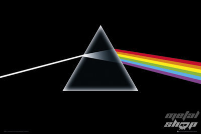 plagát Pink Floyd - Dark Side Of The Moon - GB Posters - LP1443