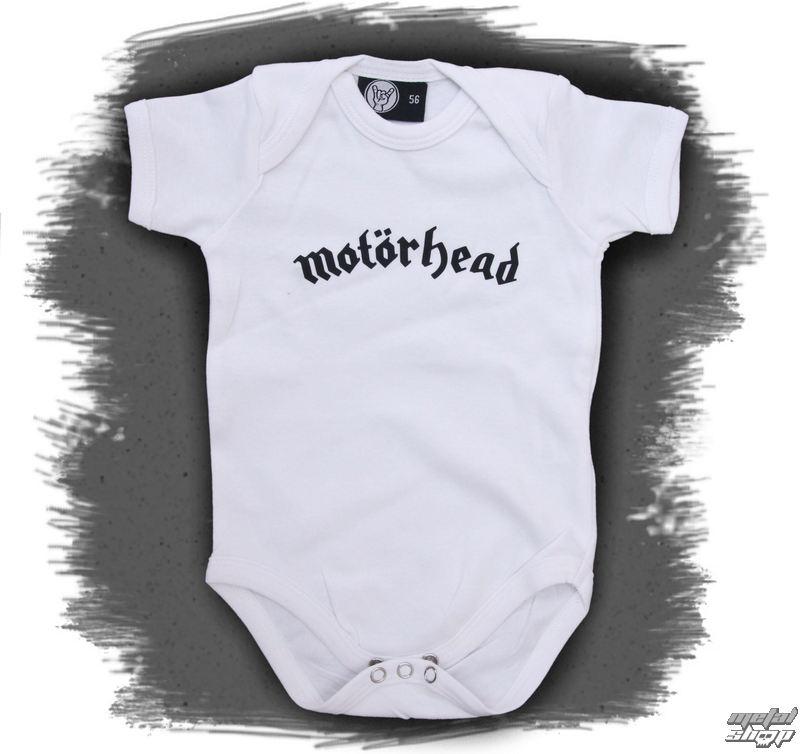 body detské Motorhead - Logo - White - Metal-Kids