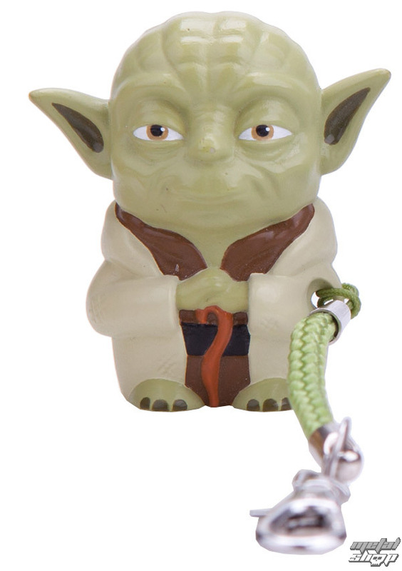 USB čítačka micro SD kariet (flash disk) - STAR WARS - Yoda - SW004