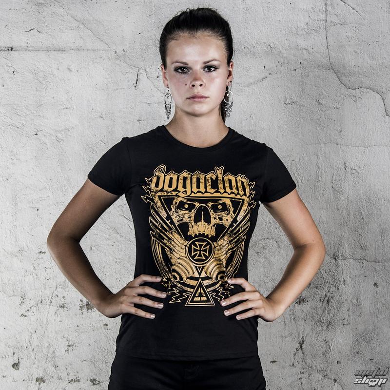 tričko dámske DOGA - Dogaclan