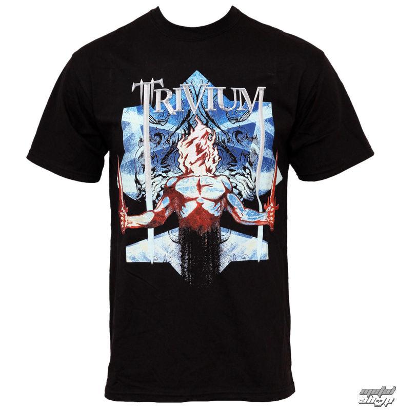 tričko pánske Trivium - Rising