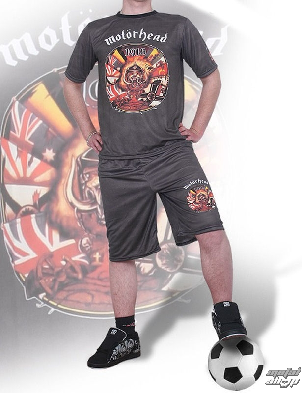 """dres a kraťasy Motörhead """"1916"""" - RMS"""
