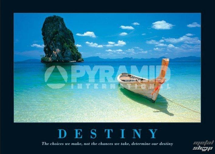 plagát Destiny - Pyramid Posters - PM5006