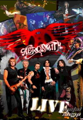 obraz 3D Aerosmith - Pyramid Posters - PPLA70121