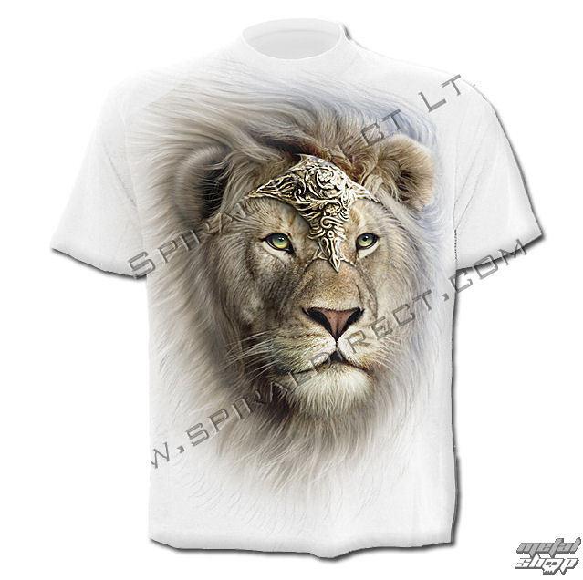 tričko pánske SPIRAL - Majestic - White - LG175619
